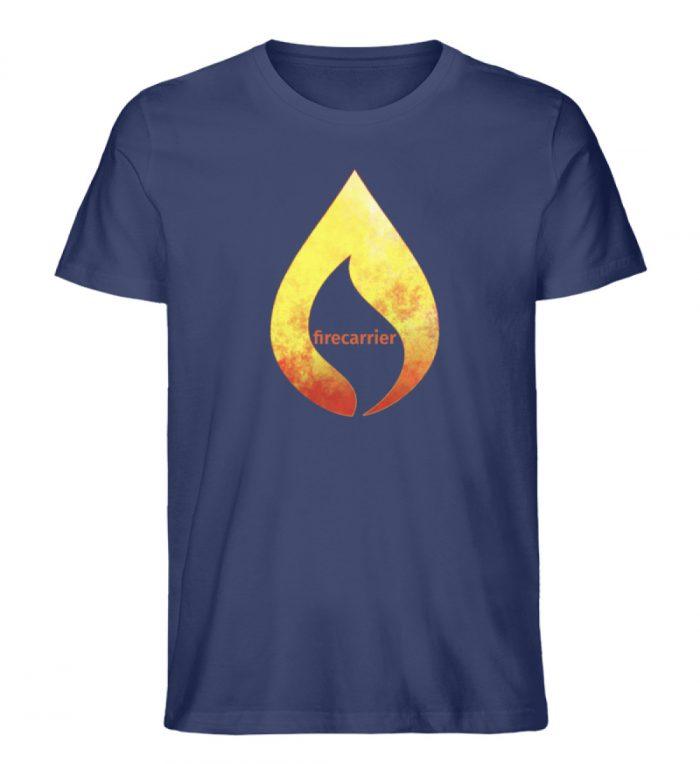 hot fire - Herren Premium Organic Shirt-6057