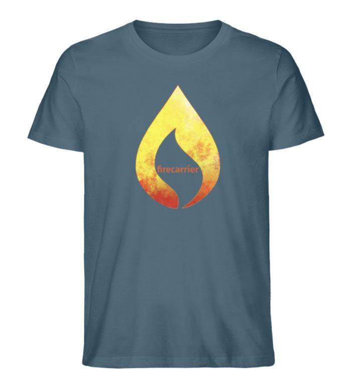 hot fire - Herren Premium Organic Shirt-6880