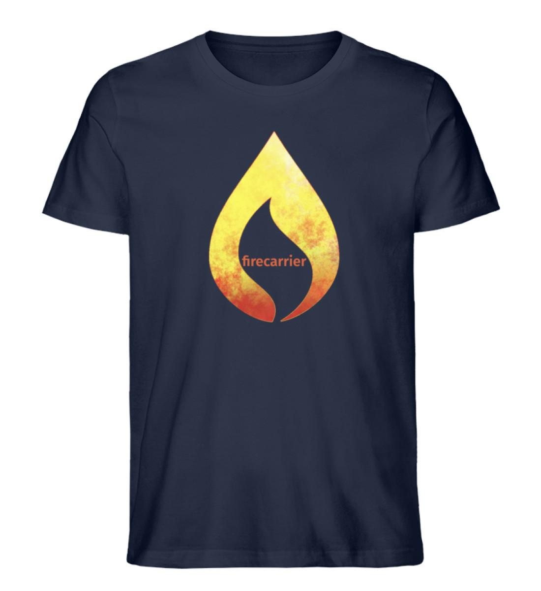hot fire - Herren Premium Organic Shirt-6959
