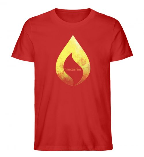 hot fire - Herren Premium Organic Shirt-4