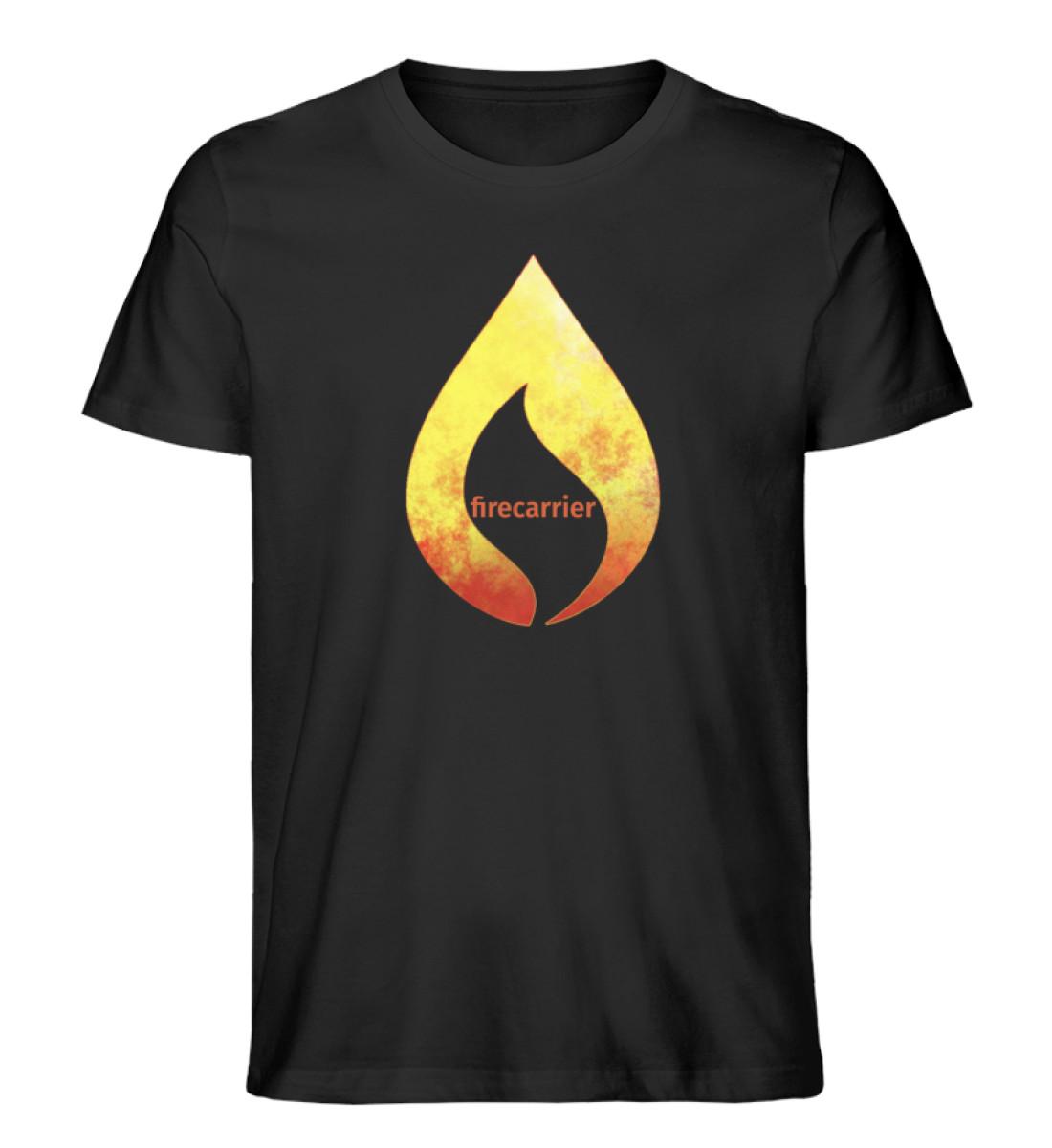hot fire - Herren Premium Organic Shirt-16