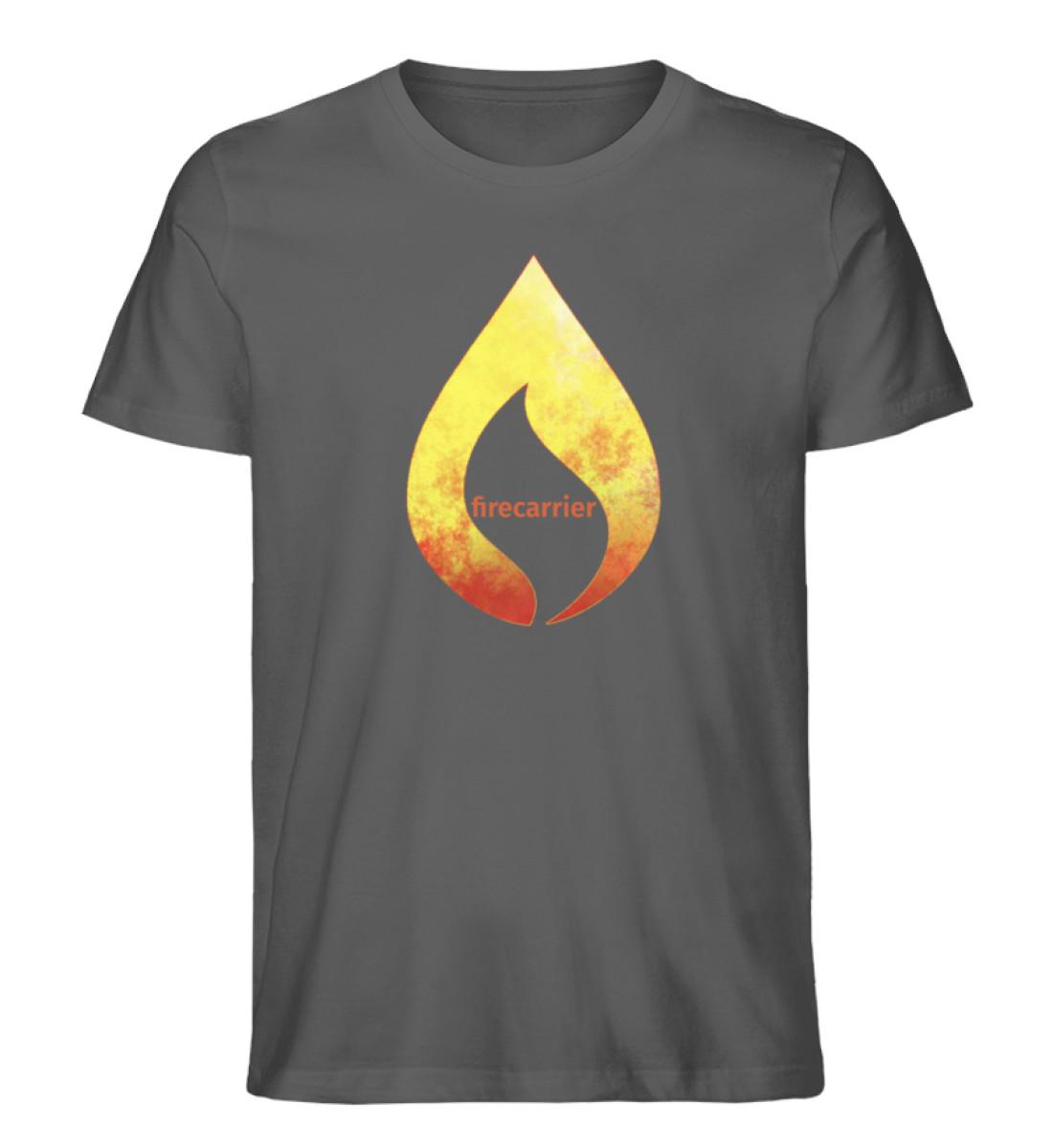 hot fire - Herren Premium Organic Shirt-6903