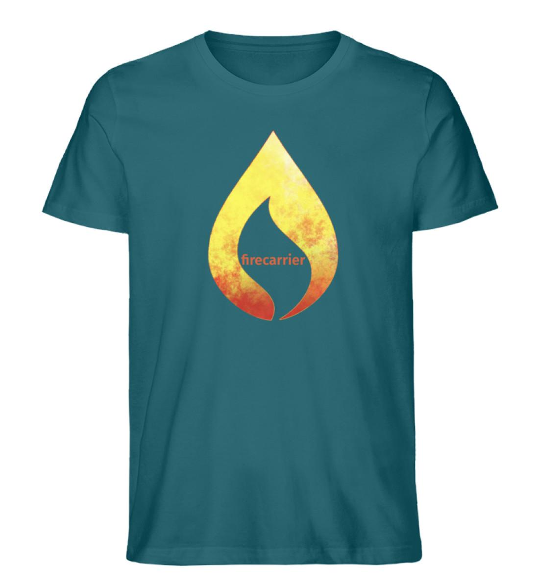 hot fire - Herren Premium Organic Shirt-6878